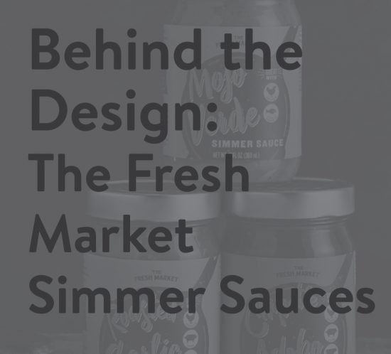 The Fresh Market Simmer Sauces