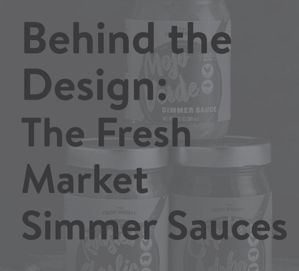 The Fresh Market Simmer Sauces