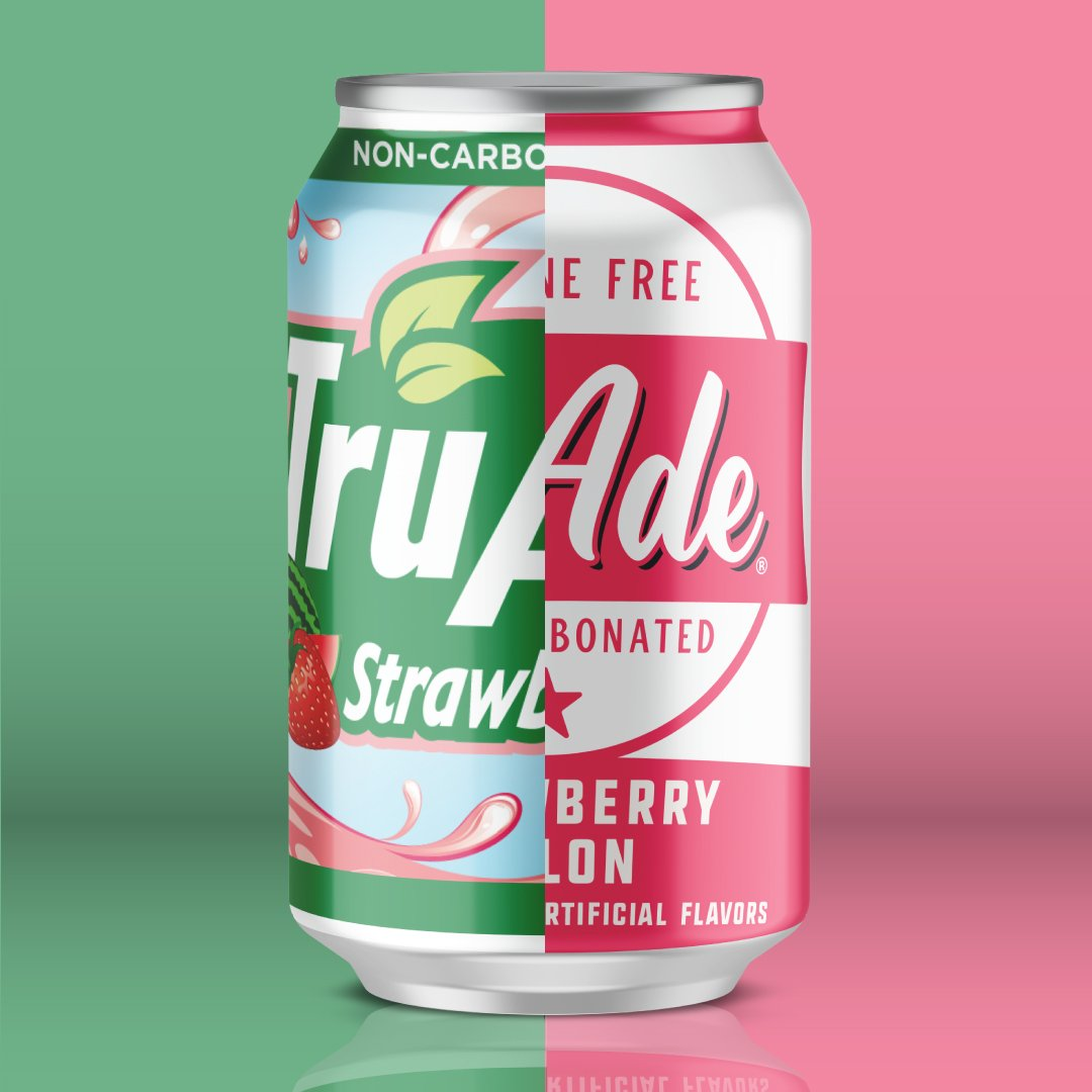 TruAde Drink Packaging