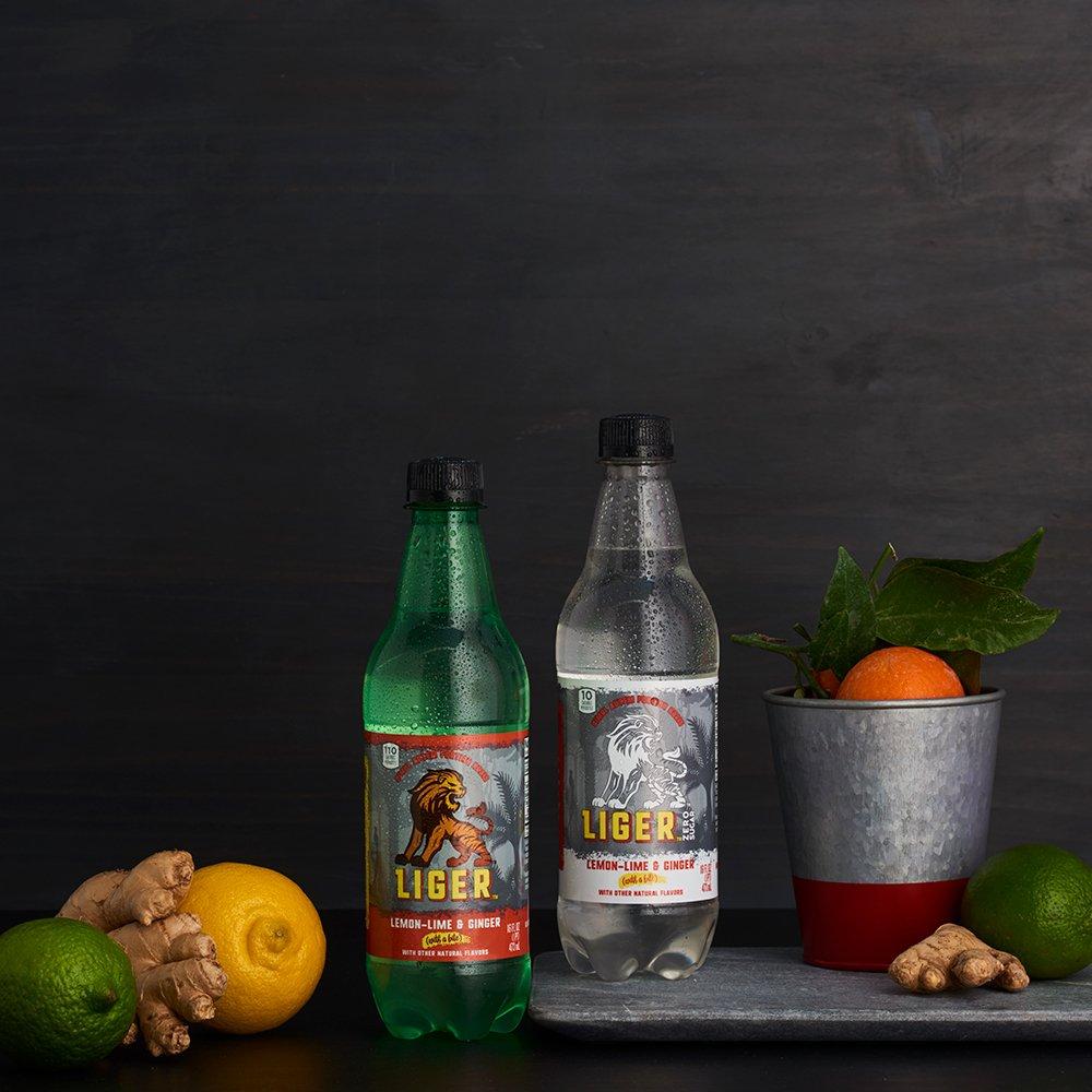 Liger Beverage Packaging