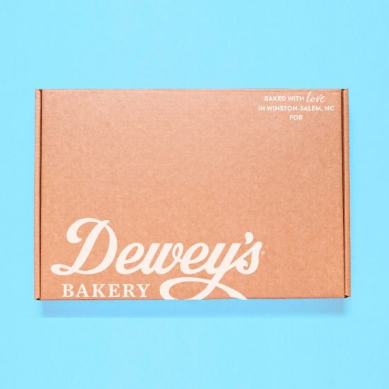 Dewey's Bakery Everyday Shipper Box