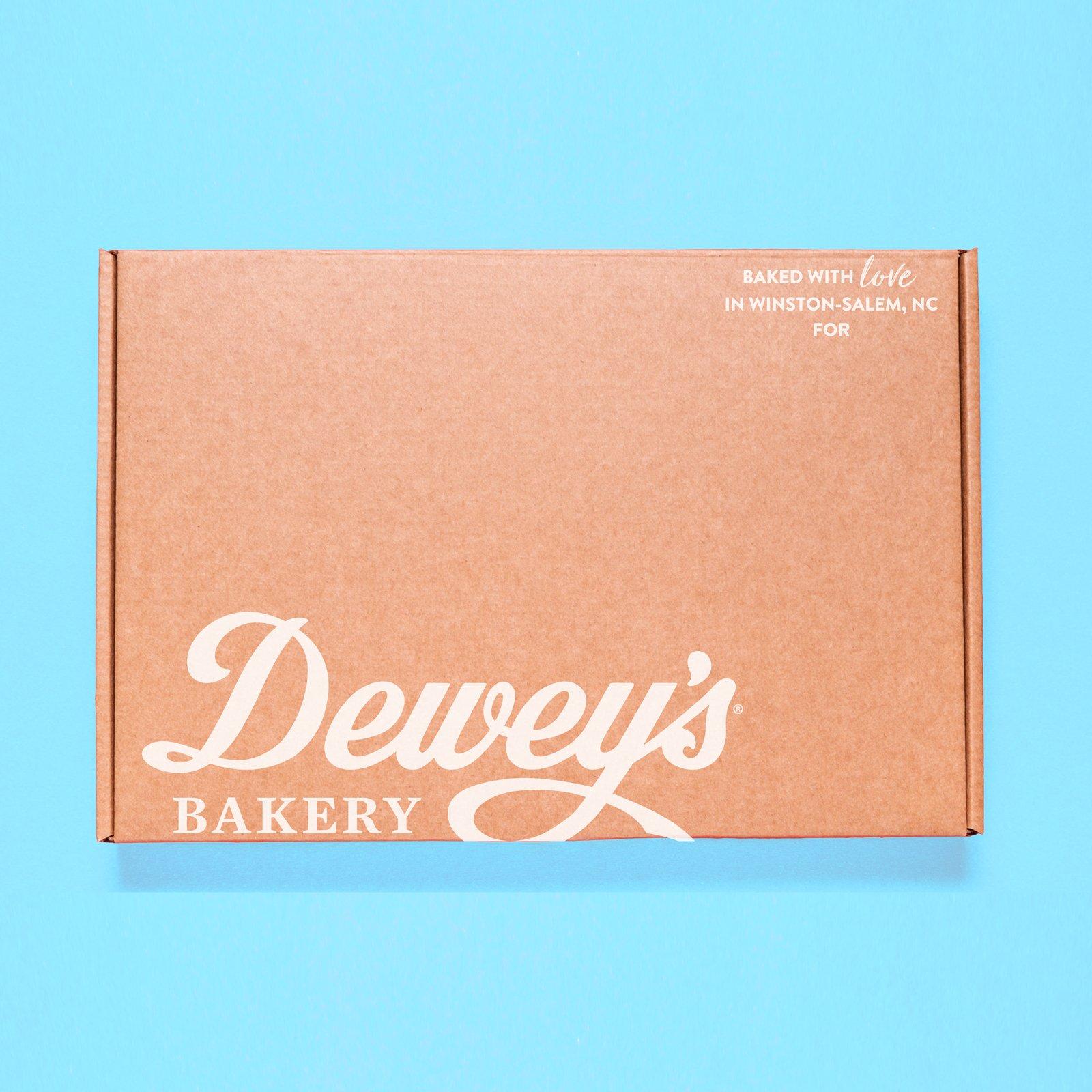 Dewey's Bakery Everyday Shipper Box