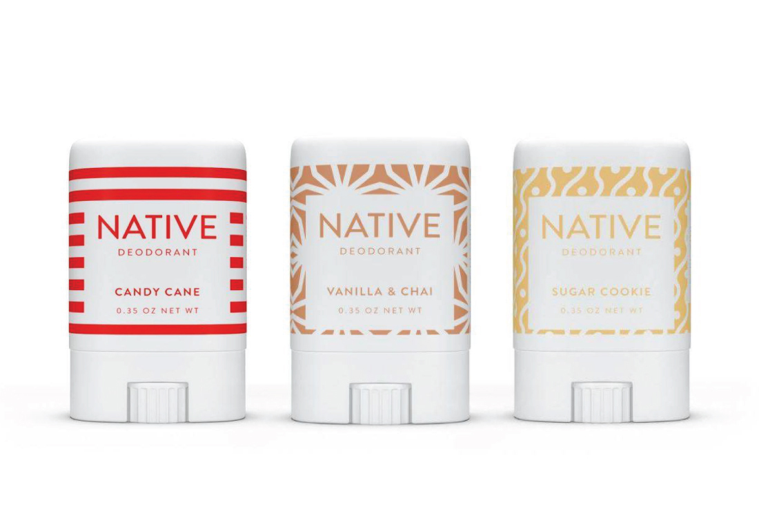 Native Holiday Packaging
