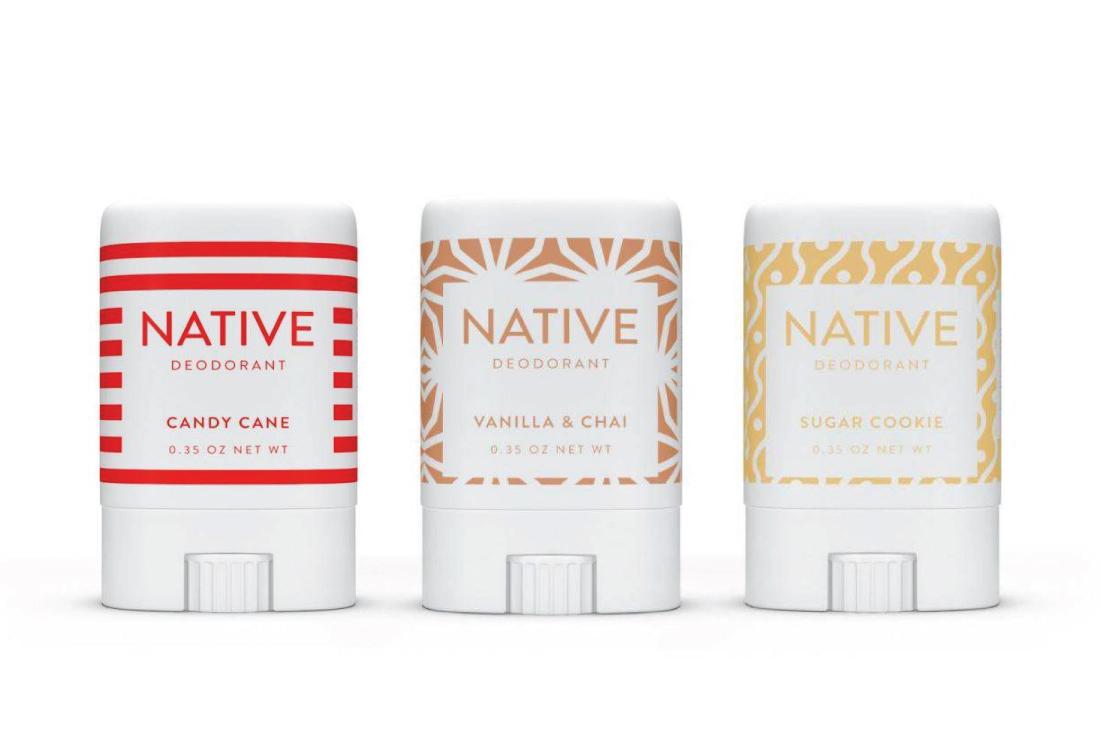 Native Holiday Packaging